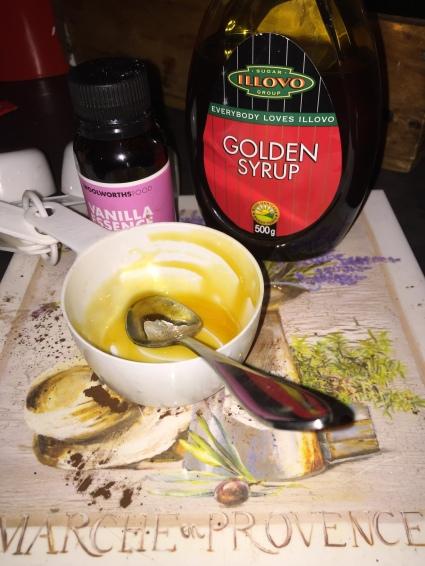 Syrup & Vanilla Essence